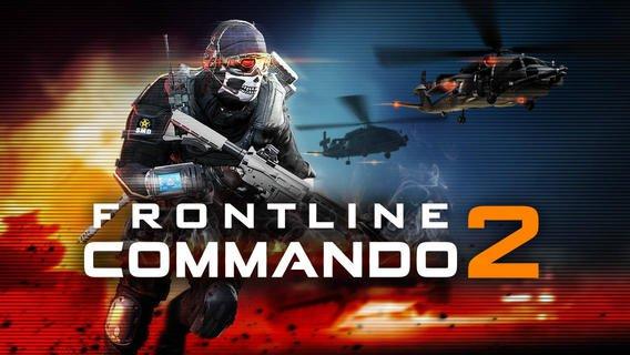 Взлом FRONTLINE COMMANDO 2