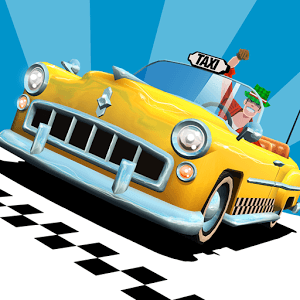Взлом Crazy Taxi™ City Rush