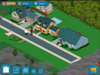 Взлом Family Guy