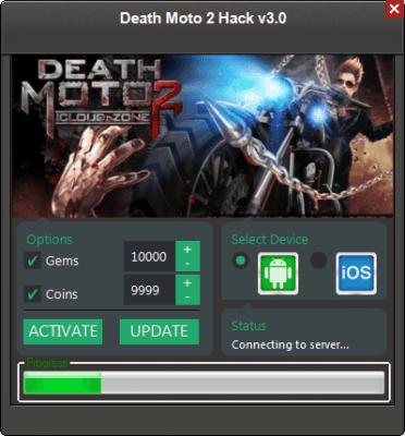 Чит на Death Moto 2