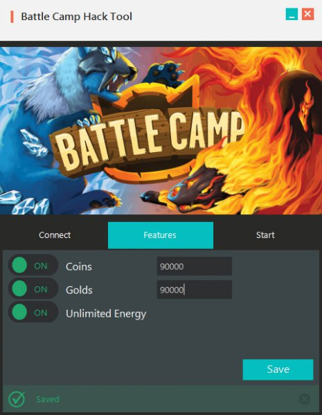 Чит на Battle Camp