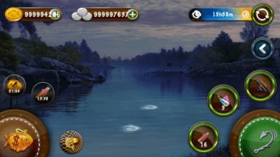 Взлом игры Рыбное место: Большой улов на Андройд - YouTube