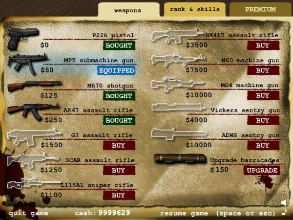 Взлом SAS: Zombie Assault 3