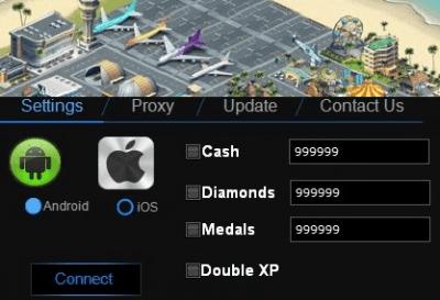ВЗЛОМ City Island. ЧИТ на деньги, кристаллы, медали.