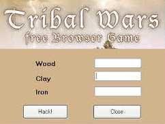 ВЗЛОМ Война племён - Tribal Wars. ЧИТ на золото и ресурсы.