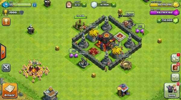 Xmod Clash Of Clans - Софт