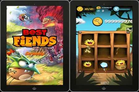 взлом Best Fiends