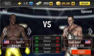 Как взломать Punch Boxing 3D.