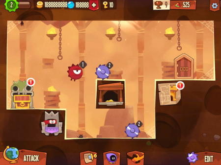 ВЗЛОМ King of Thieves. ЧИТ на кристаллы и золотые монеты.