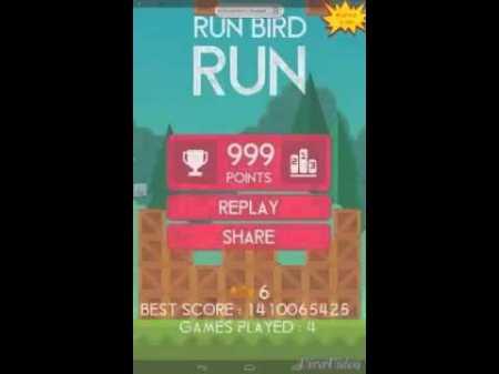 ВЗЛОМ Run Bird Run. ЧИТ на конфеты + отключить рекламу.