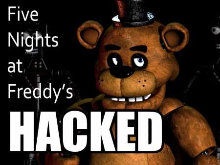 ВЗЛОМ Five Nights at Freddy's 3. ЧИТ на силу + GODMOD.