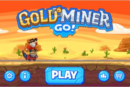 ВЗЛОМ Gold Miner - Золотоискатель. ЧИТ на золото.