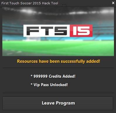 ВЗЛОМ First Touch Soccer 2015. ЧИТ на кредиты, открыть вип-аккаунт.