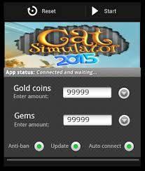 ВЗЛОМ Cat Simulator. ЧИТ на золото и кристаллы.