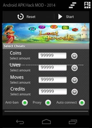 ЧИТ Lost Jewels - Match 3 Puzzle. ВЗЛОМ на золотоые монеты, жизни, ходы.