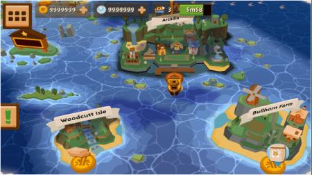 Чит на игру Seabeard. ВЗЛОМ на монеты.