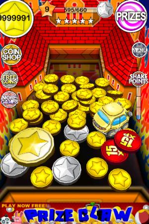ВЗЛОМ Coin Dozer - Free Prizes! ЧИТ на монеты и доллары.