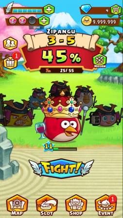 ВЗЛОМ Angry Birds Fight! ЧИТ на золото, кристаллы и энергию.