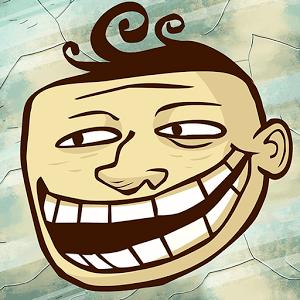 ВЗЛОМ Troll Face Quest Unlucky. ЧИТ на подсказки.