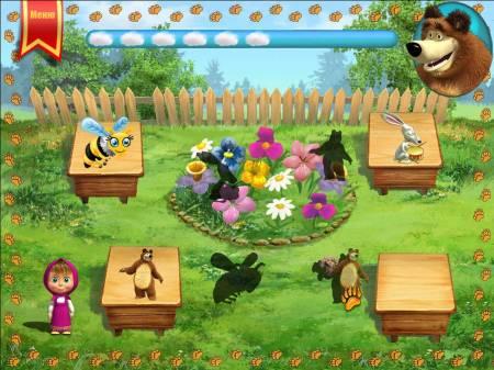 ВЗЛОМ Маша и Медведь: Игра для Детей. ЧИТ на очки и антиреклама.