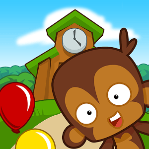 взлом Bloons Monkey City