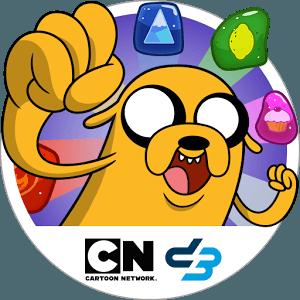 ВЗЛОМ Adventure Time Puzzle Quest. ЧИТ на магический порошок, геройская монетка.