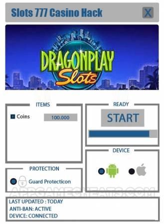 ВЗЛОМ Slots 777 Casino by Dragonplay. ЧИТ на монетки, премиум билет.