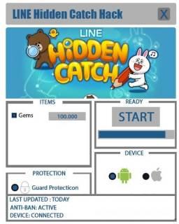 ВЗЛОМ LINE Hidden Catch. ЧИТ на кристаллы.