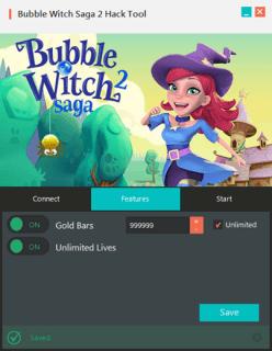 ВЗЛОМ Bubble Witch Saga 2. ЧИТ на золотые слидки, жизни.