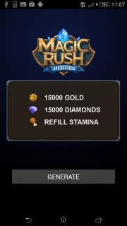 взломанная Magic Rush: Heroes