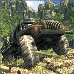 ВЗЛОМ Hill Climb Truck Racing 3 - Водитель грузовика 3D: Offroad. ЧИТ на очки.