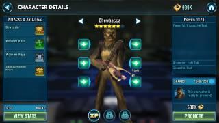 скачать читы для Star Wars: Galaxy of Heroes