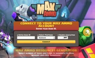 ВЗЛОМ Max Ammo. ЧИТ на золотые монеты и кристаллы.