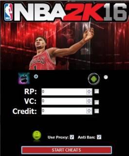 ВЗЛОМ NBA 2K16. ЧИТ на деньги и опыт.