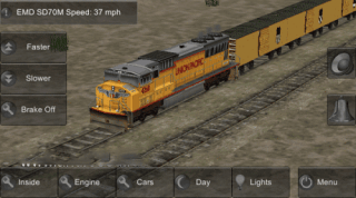 ВЗЛОМ Train Sim. ЧИТ на опыт и бонусы.