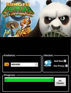 ВЗЛОМ Kung Fu Panda: Battle of Destiny. ЧИТ на деньги.