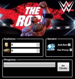 ВЗЛОМ WWE: Champions. ЧИТ на золото и деньги.