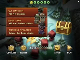 ВЗЛОМ Minigore 2: Zombies. ЧИТ на золотые монеты, здоровье и уровни.