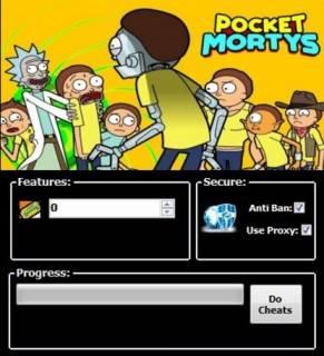 ВЗЛОМ Pocket Mortys. ЧИТ на купоны.