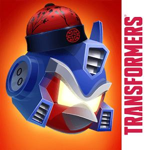 ВЗЛОМ Angry Birds Transformers