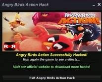 читы для Angry Birds Action