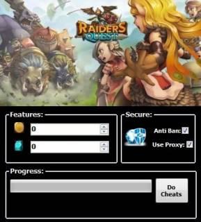 ВЗЛОМ Raiders Quest. ЧИТ на золотые монеты и кристаллы.