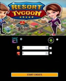 ВЗЛОМ Resort Tycoon | Курортный магнат. ЧИТ на золото и кристаллы.