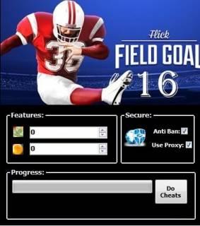 ВЗЛОМ Flick Kick Field Goal 2016. ЧИТ на деньги и золото.
