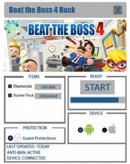 взлом Beat the Boss 4