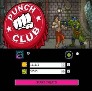 взломанный Punch Club