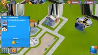 Взломанная MARVEL Avengers Academy