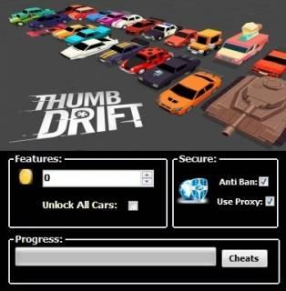 взлом Thumb Drift