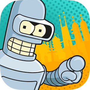 Взлом Futurama: Game of Drones