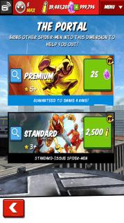 взлом spider man unlimited